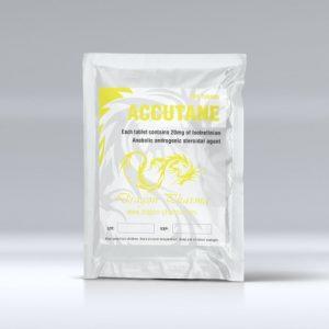 Accutane by Dragon Pharma