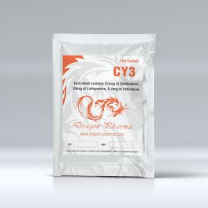 CY3 by Dragon Pharma