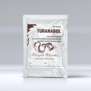 Turanabol by Dragon Pharma